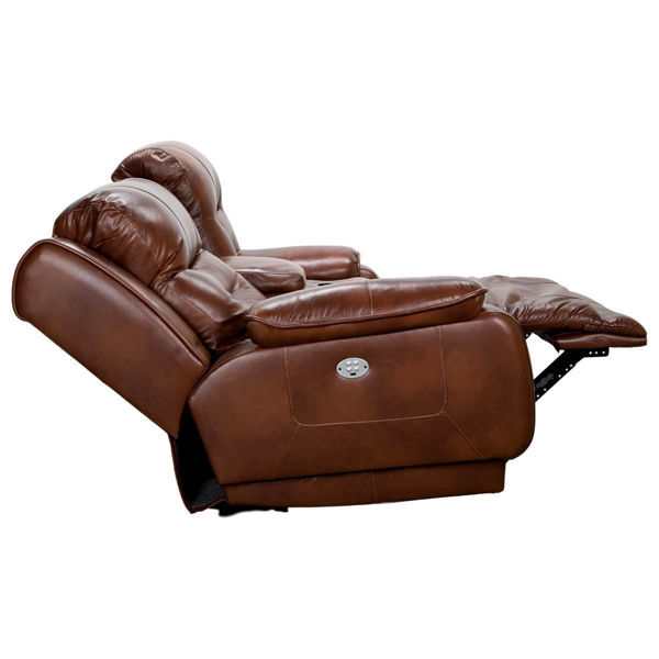 Picture of CRESCENT 3PC PWR LEATHER ASIS