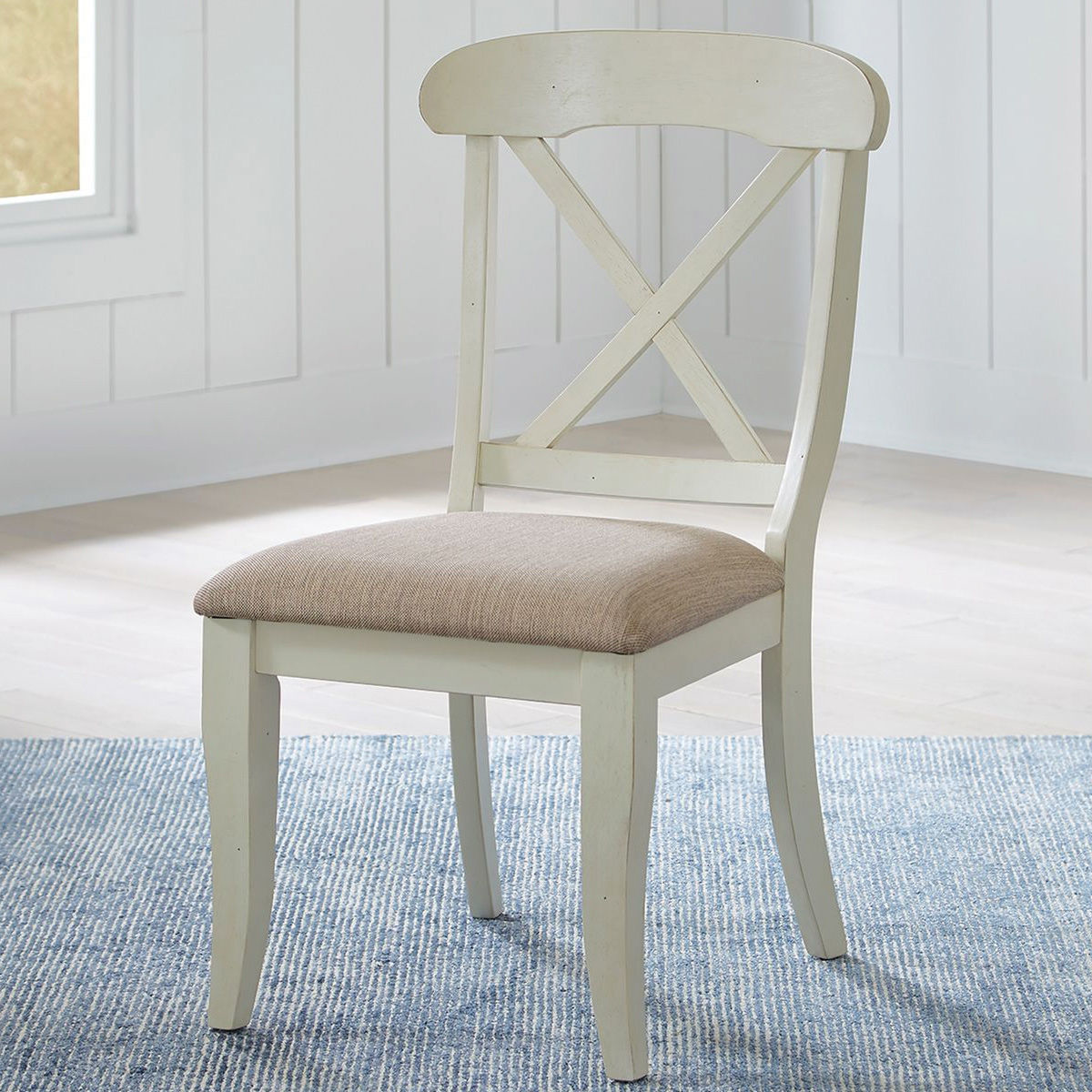 Picture of MARTHA WHITE XBACK UPH CHAIR