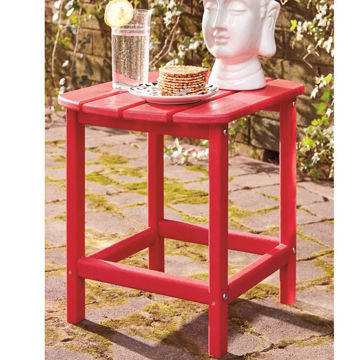 Picture of ADIRONDACK RED END TABLE
