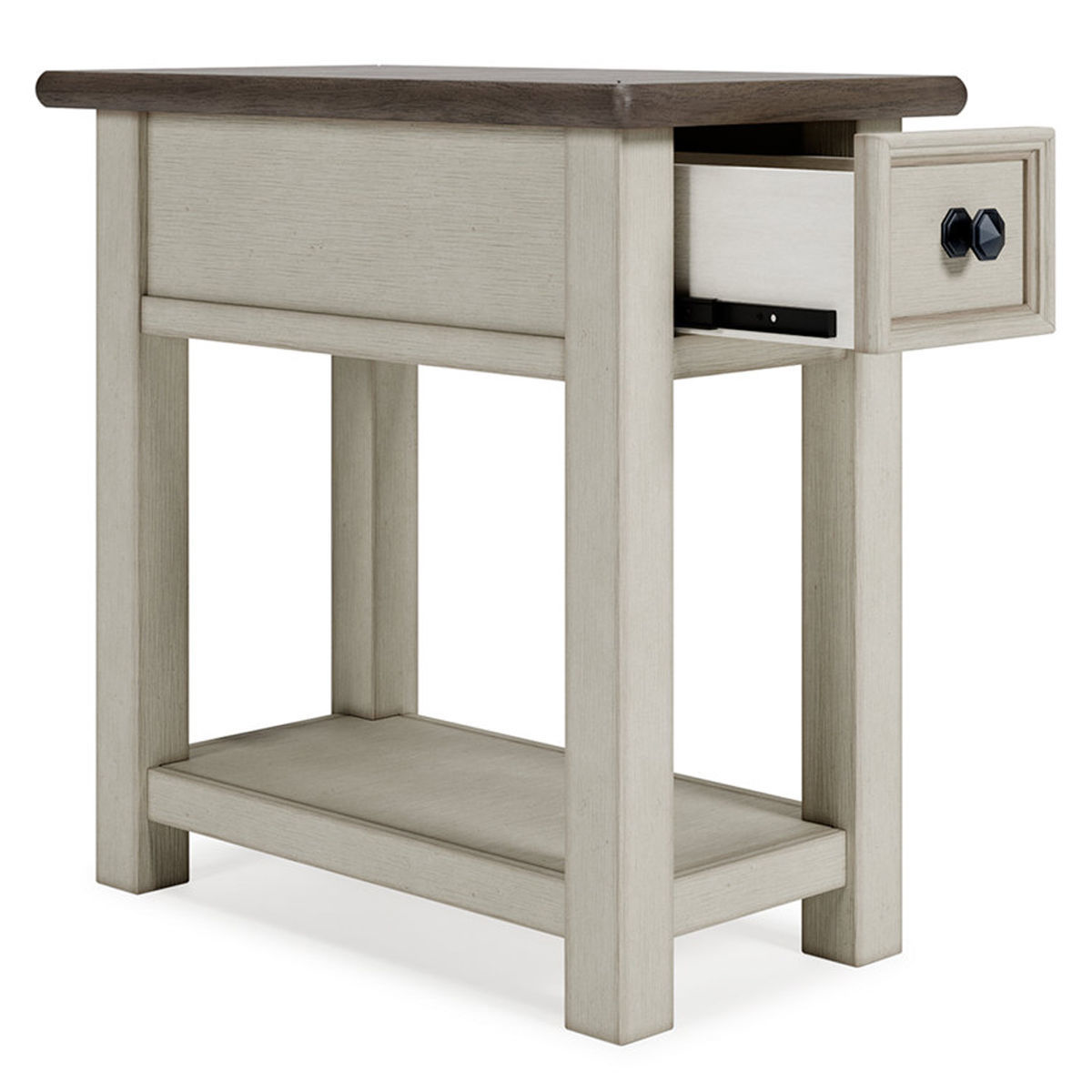 Picture of ANTIQUITY OPEN CHAIRSIDE TABLE