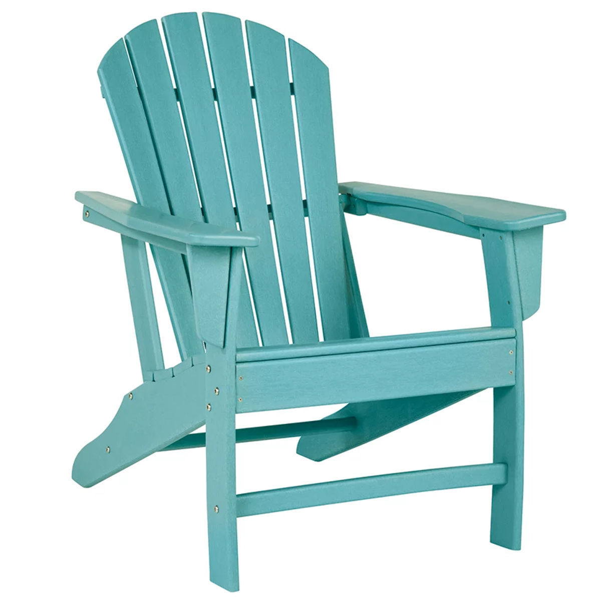 Picture of TEAL ADIRONDACK CHAIR