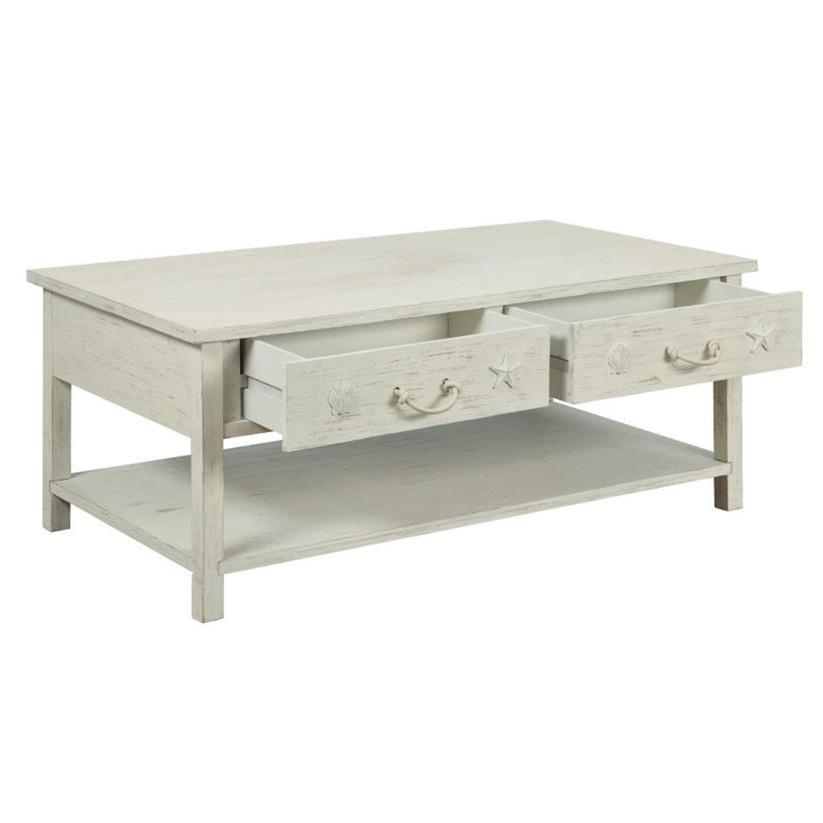Picture of 2 DRW COCKTAIL TABLE