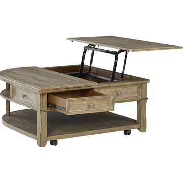 Picture of JANNEL LIFT TOP COCKTAIL TABLE