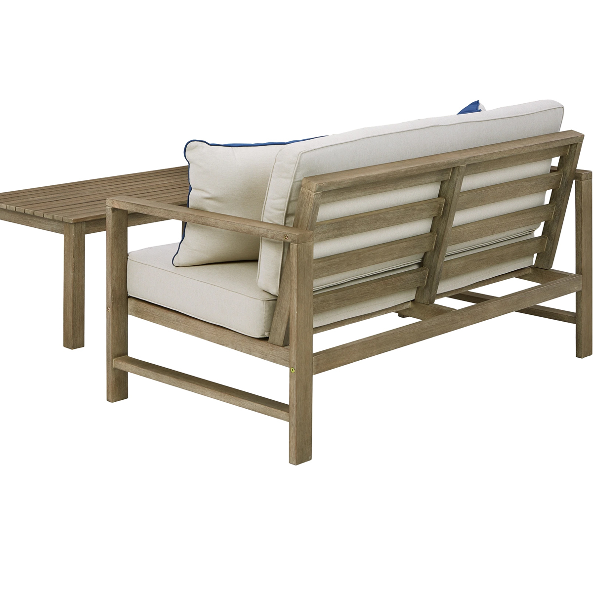 Picture of FLAGLER LOVESEAT W/TABLE