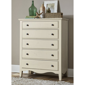 Picture of CASHIERS SHELL 5 DRW CHEST