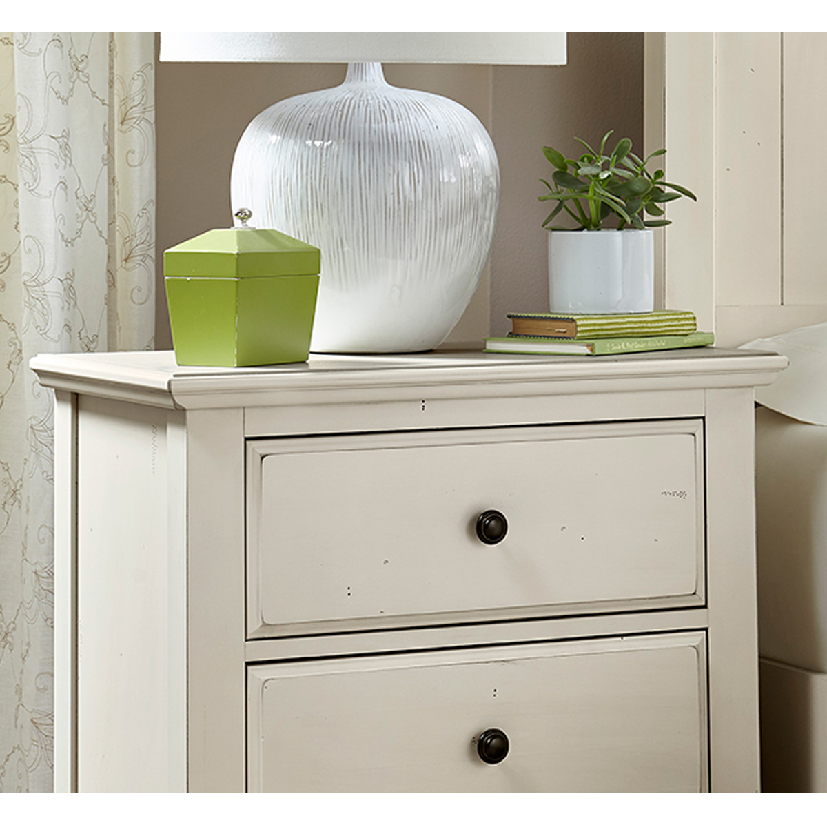 Picture of CASHIERS SHELL 2 DRW NIGHSTAND