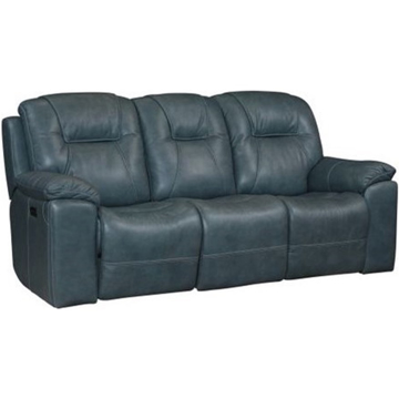 Picture of CHANDLER BLUE SOFA W/PHR