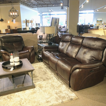 Picture of RALEIGH COCOA SOFA/RECL ASIS