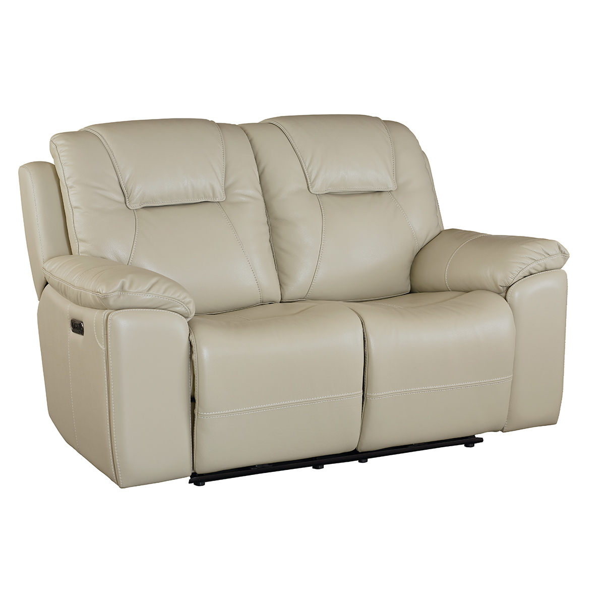 Picture of CHANDLER LINEN LOVESEAT W/PHR