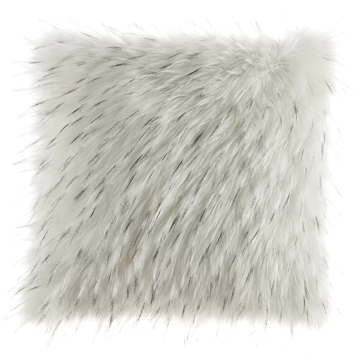 Picture of CALISA WHITE FUR PILLOW