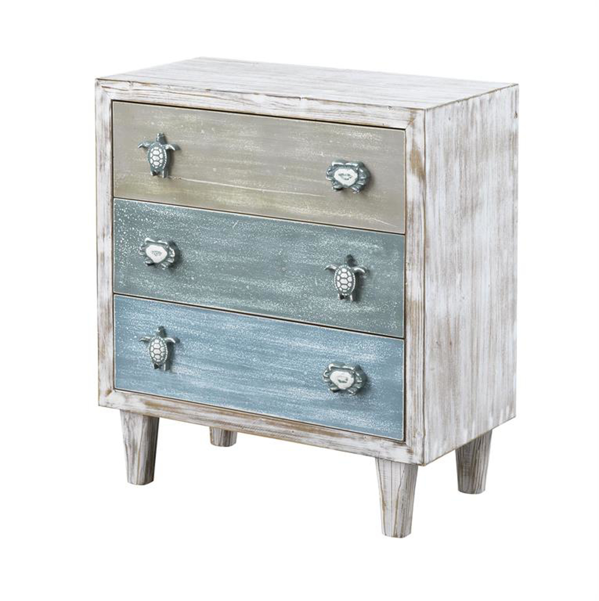 Picture of RUSTIC 3 DRAWER CHEST