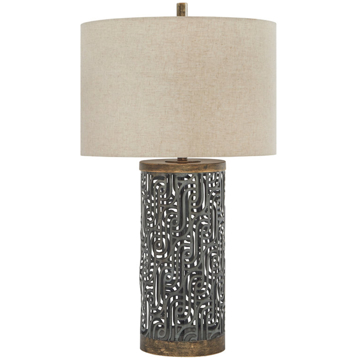 Picture of DAYO METAL TABLE LAMP