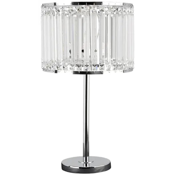 Picture of GRACELLA CHROME TABLE LAMP