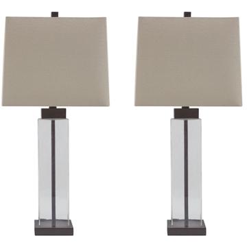 Picture of ALVARO TABLE LAMP (PAIR)