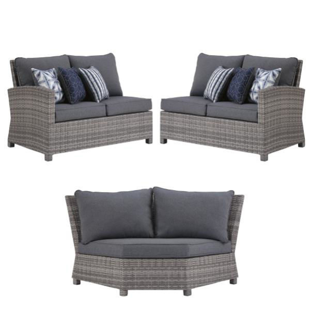 Picture of ANNA MARIA PATIO 2PC SECTIONAL